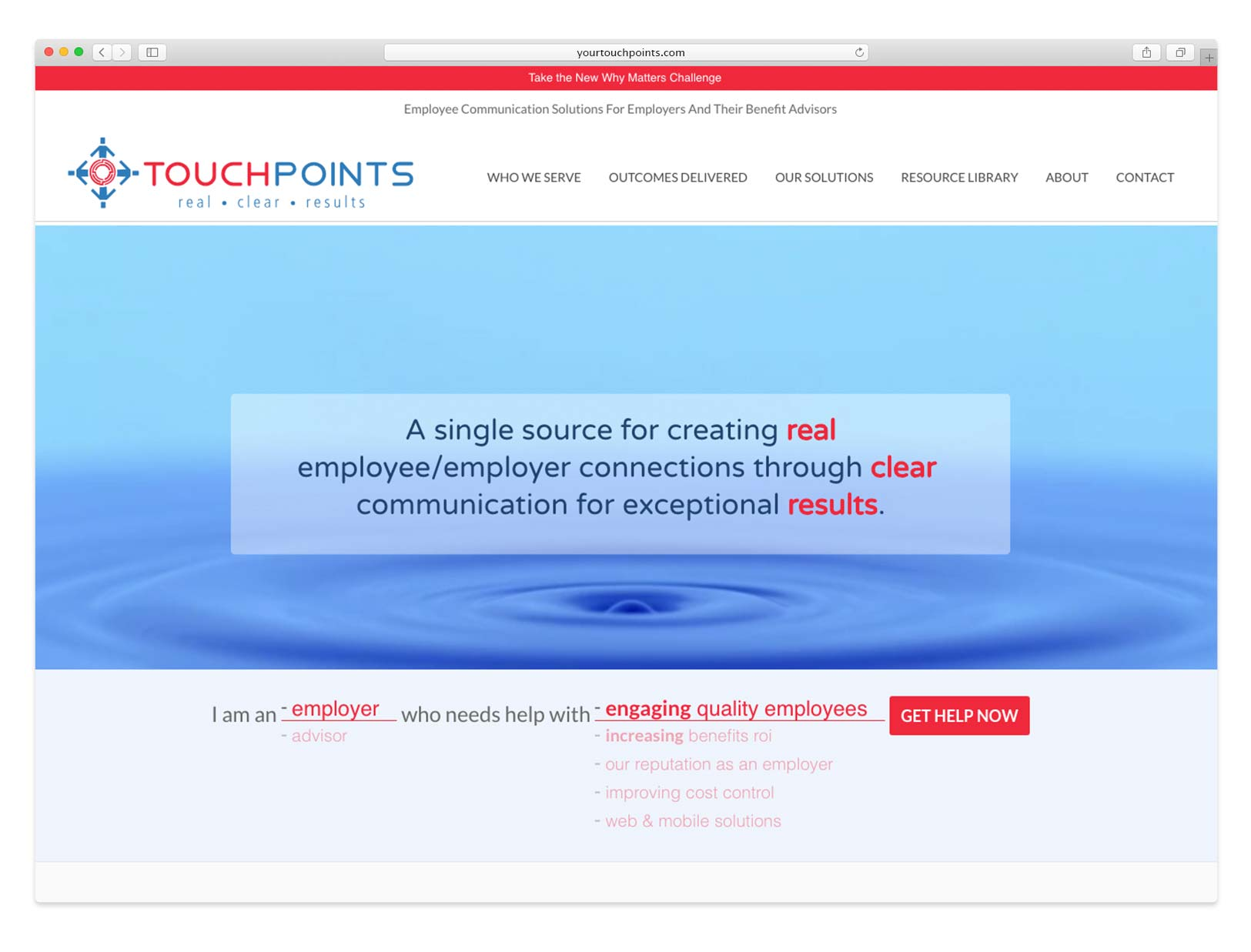 Your Touchpoints Custom Hubspot Website
